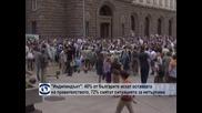 """""""Индипендънт"""":40% от българите искат оставката на правителството"""