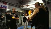 Hammerfall - At Bas Ruttens Elite Mma Gym (fight Magazine)