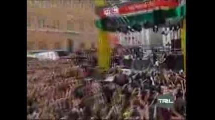 Tokio Hotel - Италия (6 Септември 2007г.)