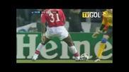 17.2.2010 Порто - Арсенал 2 - 1 Шл 1/8 финал