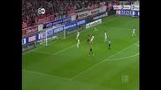 """""""Щутгарт"""" и """"Нюрнбург"""" завършиха 1:1 при дебюта на Вербеек"""