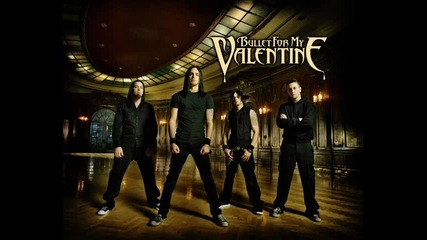 Bullet For My Valentine - Begging For Mercy * New Song *