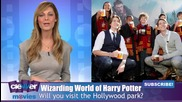 Wizarding World of Harry Potter Hollywood Confirmed