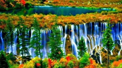 Спектакълът на есента ...