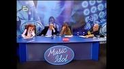 Music Idol 2 - Най - Смешен Текст На Песен О Азисе огази се