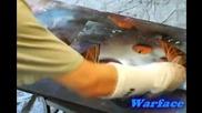 Талан на улицата - Рисуване