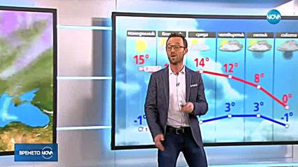 Прогноза за времето (18.02.2019 - обедна емисия)