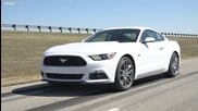 Ford Mustang Gt -2015