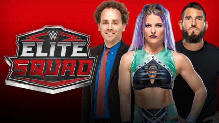 Johnny Gargano & Candice LeRae join the WWE Elite Squad!