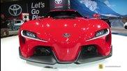 2015 Toyota Ft1 - Exterior Walkaround - 2014 Chicago Auto Show