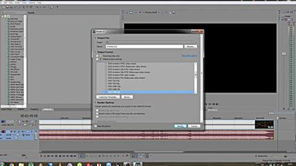 Как да забързаме някои клип с Sony Vegas Pro 13