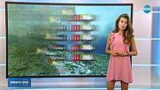 Прогноза за времето (28.07.2018 - централна емисия)