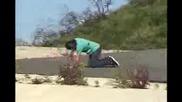 Ryan Sheckler Skateboarding