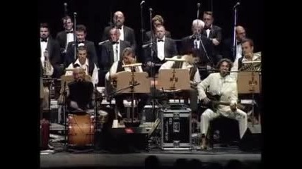 Goran Bregovic - In the Death Car - (LIVE)