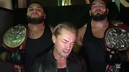"""AOP: The Bar """"will be snapped in two"""" at Survivor Series"""