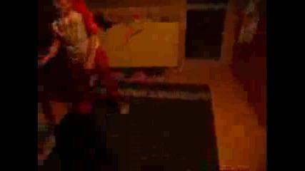 Randy Orton Vs Triple H - Wwe Пародия