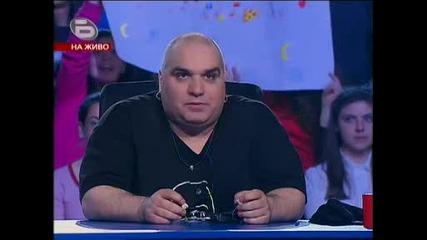 Александра - Music Idol 3 (27.04.09)