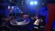 Didi Benami in American Idol Top 8 Girls