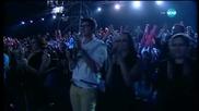 Славин Славчев - драматична песен - X Factor Live