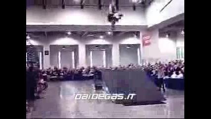 Honda Mx Back Flip