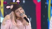 130310 Lee Hi - It's Over ( Comeback Stage ) @ Sbs Kpop Star2