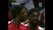 High Arsenal Vs Porto 2 - 0 Adebayor