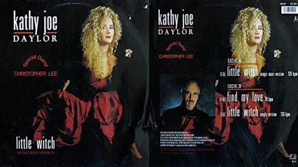 Kathy Joe Daylor - Little Witch ( Maxi version )