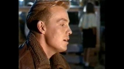 Jason Donovan - Sealed With A Kiss { Превод }