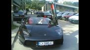 Lamborghini Murcielago In Sofiq (93 daskalo)