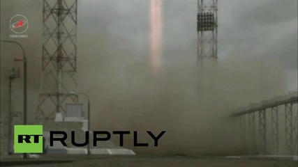 """Руска ракета """"Протон"""" се смята за изчезнала след проблем в комуникациите малко след изстрелването ѝ"""
