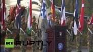 Italy: NATO kicks off Trident Juncture military exercises