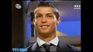 Трансферният рекорд е счупен: Кристиано Роналдо в Реал Мадрид за 80 милиона паунда!