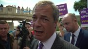 UK: UKIP's Farage confident of Brexit as he launches new poster
