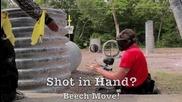 Руснака стреля с най - якото пейтбал уръжие , което някога ще видите ( високо качество )