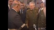 Другарят Тодор Живков (тато)!