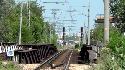 Кпв 18206 напуска гара Пловдив