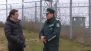 Euronews направи репортаж от Лесово посветен на миграцията