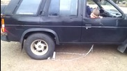 Готин трик когато задната скорост не работи