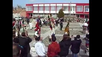 Преминаване на групите - 3 общински празник село Бояново