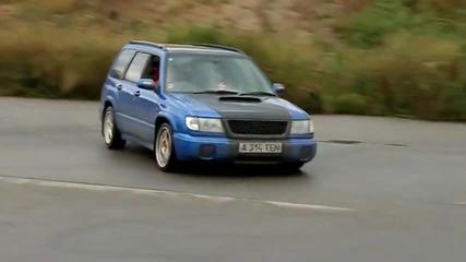 Subaru Forester Rwd *drift*