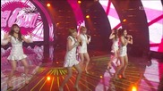 130308 Two X - Ring Ma Bell @ Music Bank