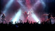 Amaranthe - Rain (it's All About Me) - Live at Tradgarn, Gbg Winter Metal, 14-01-2012