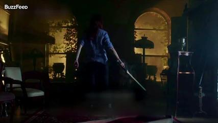 Shadowhunters - Official Trailer / Ловци на сенки - Официален трейлър