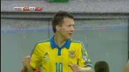 Украйна 3 - 0 Люксембург ( Квалификация за Европейско първенство 2016 ) ( 14/06/2015 )
