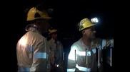 Протестиращи миньори се барикадираха с експлозиви в италианска мина