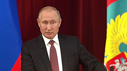 Russia: Putin goes 'off-script,' slams US 'forces' undermining Russian-American relations