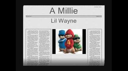 Chipmunks - A Millie
