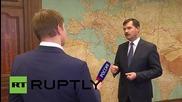 Russia: Rosaviation chief gives update on flight 7K9268 black box decoding