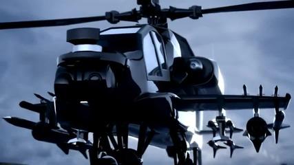 [гонка]vaz 2107 Vs Chevrolet Camaro Vs Jeep Vs Helicopter