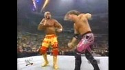 Hulk Hogan Vs. Chris Jericho